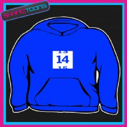 21st  BIRTHDAY GIFT  ADULTS TEENAGER ELECTRIC HOODIE HOODY